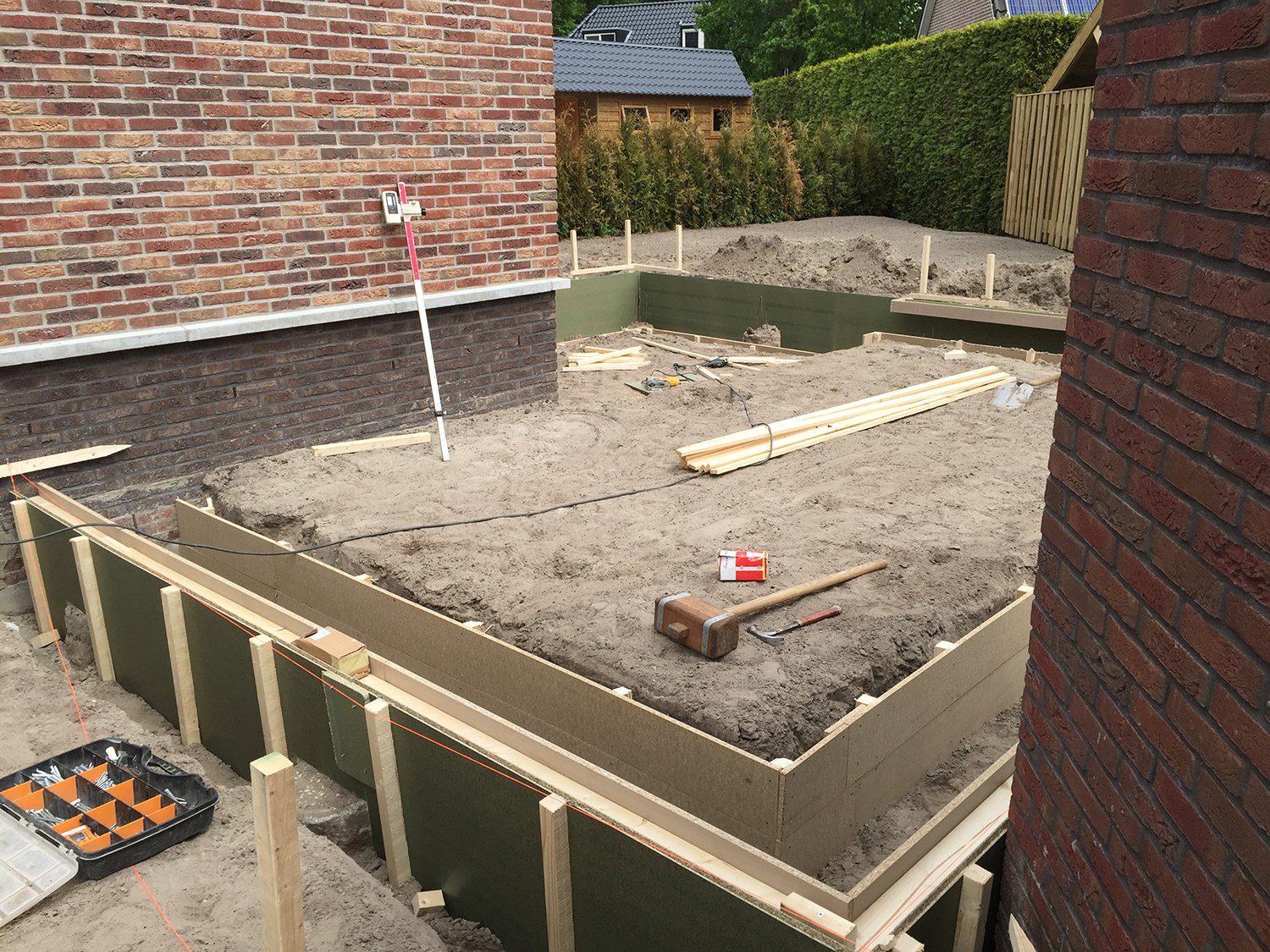Van Bentum Bouw | Project Garage