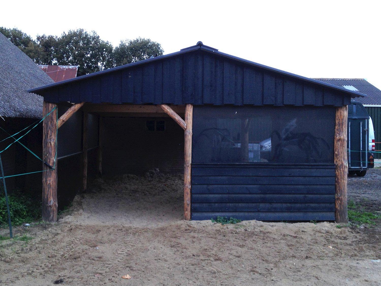 Van Bentum Bouw | Project Stal